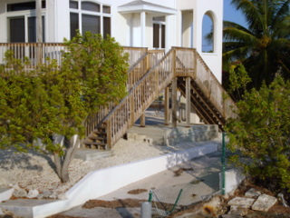 stairs and porches